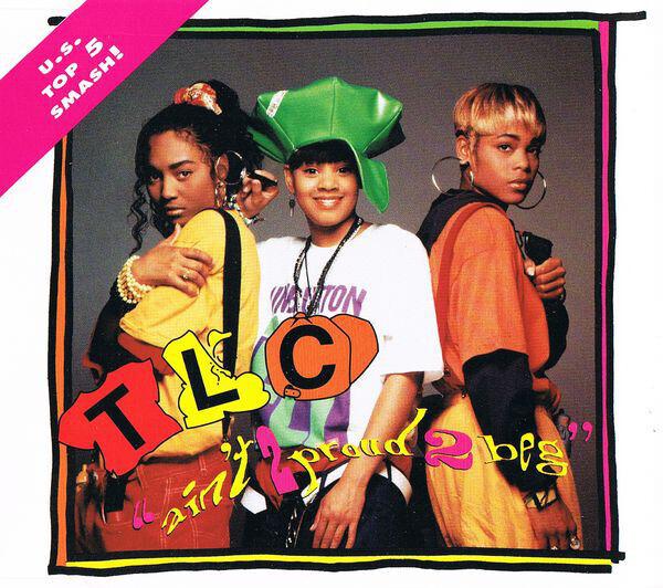 TLC - Ain't 2 Proud 2 Beg - MCD