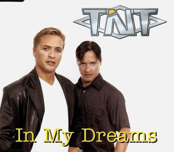 T'NT - In My Dreams - MCD