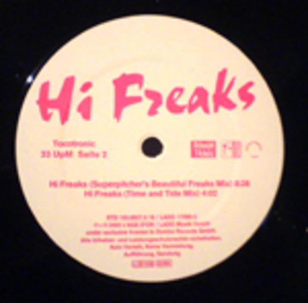 #<Artist:0x007f2769767e50> - Hi Freaks (Maxi Single 2)