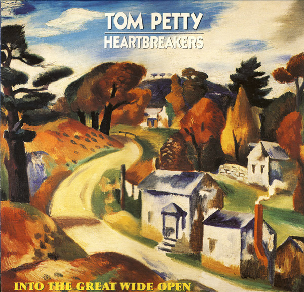 tom petty and the heartbreakers into the great wide open (original germany)