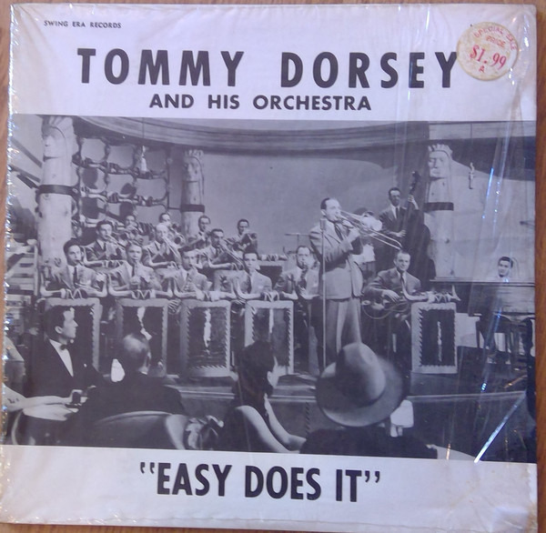 Tommy Dorsey And His Orchestra, 751 vinyl records & CDs