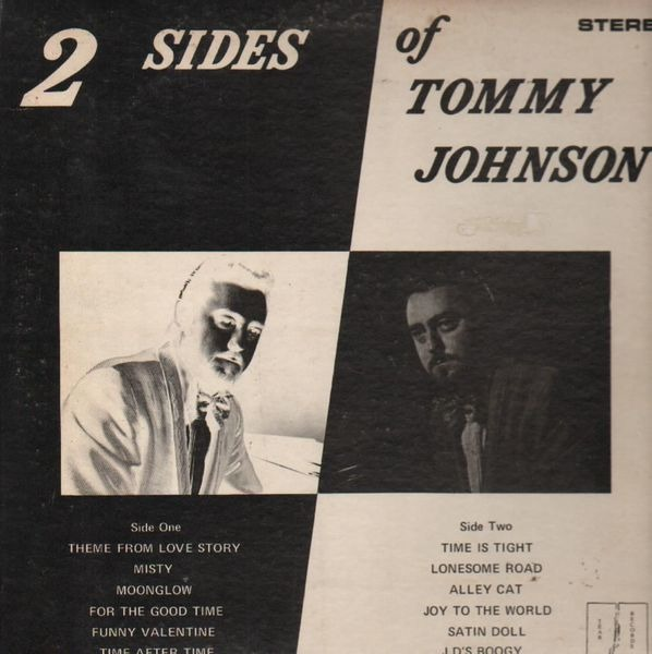 #<Artist:0x007f02bae51078> - 2 Sides of Tommy Johnson