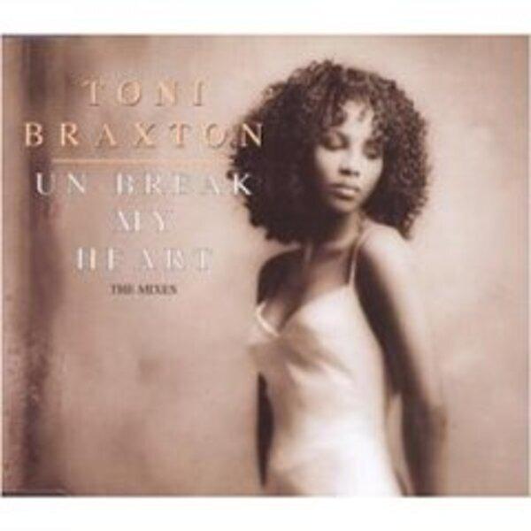 TONI BRAXTON - Unbreak My Heart/Remix - CD Maxi