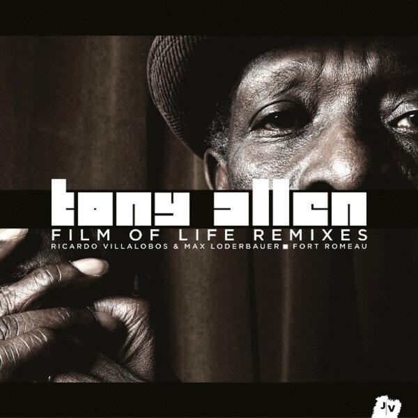 TONY ALLEN - Film Of Life Remixes (STILL SEALED) - 10 inch