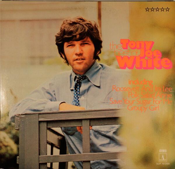#<Artist:0x007f06895bd010> - The Best Of Tony Joe White