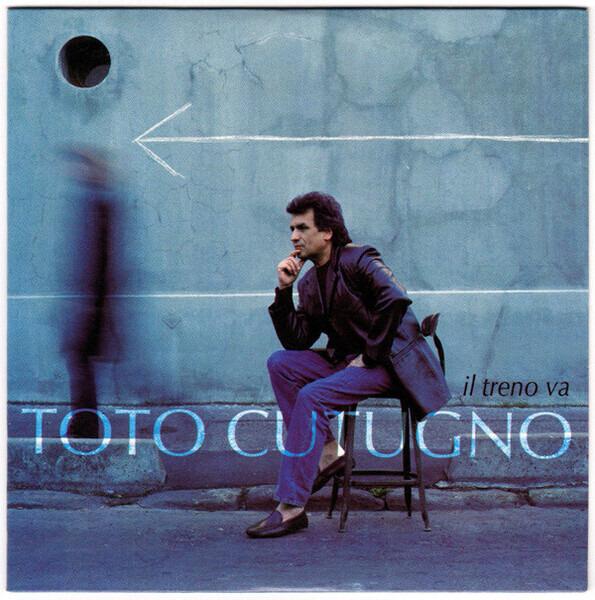 TOTO CUTUGNO - Il Treno Va (CARDBOARD) - CD single