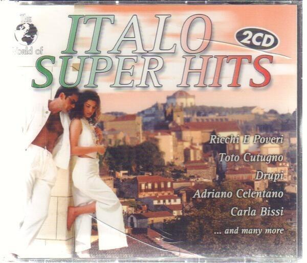 #<Artist:0x00000000068c9028> - The World Of Italo Super Hits