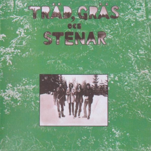 #<Artist:0x00007f868b116b60> - Träd, Gräs Och Stenar = Trees, Grass And Stones