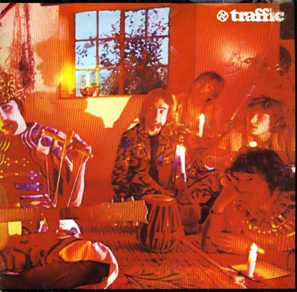 Traffic - Mr. Fantasy CD