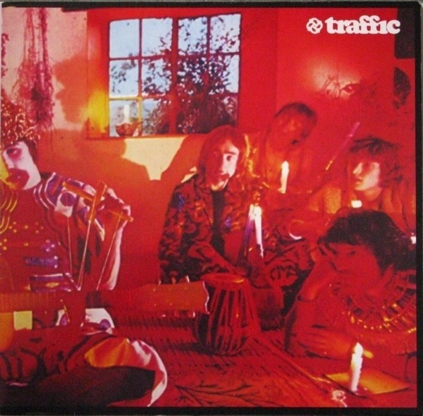 Traffic - Mr. Fantasy LP