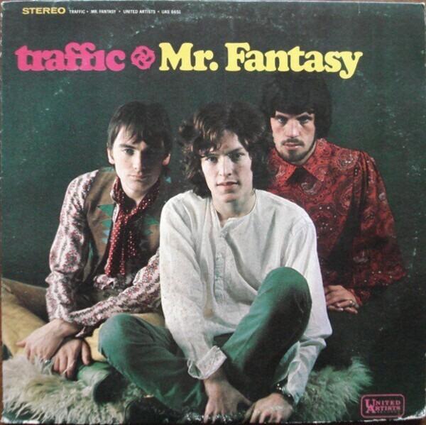 #<Artist:0x007f67da1b3390> - Mr. Fantasy
