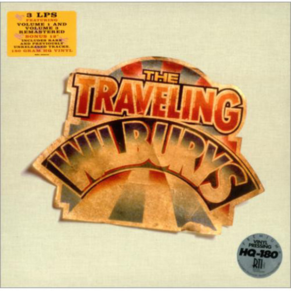 #<Artist:0x00007f6511b09168> - The Traveling Wilburys Collection