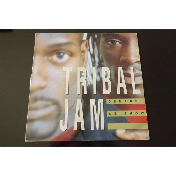 TRIBAL JAM - Démarre Le Show - 12 inch x 1