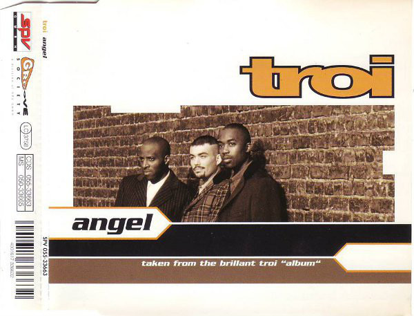 TROI - Angel - CD single