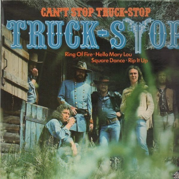 #<Artist:0x007f984f5eb9a8> - Can't Stop Truck Stop