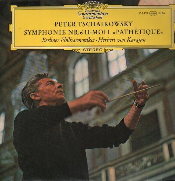 """#<Artist:0x00007fd9035cff60> - Symphonie Nr.6 """"Pathétique"""""""