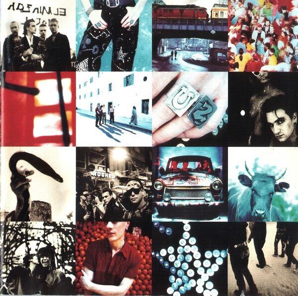 #<Artist:0x00007f811c16d470> - Achtung Baby