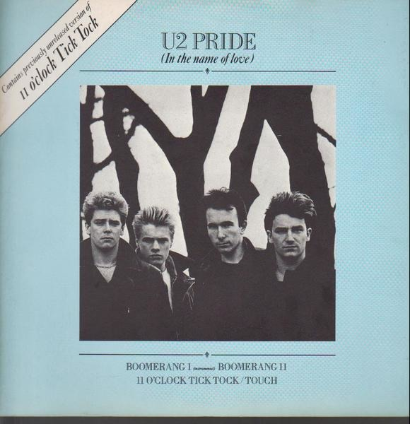 #<Artist:0x00007f2bff552940> - Pride (In The Name Of Love)