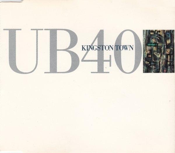 UB40 - Kingston Town - CD single