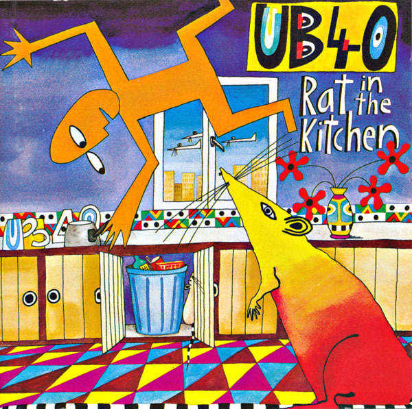 Rat In The Kitchen: Ub40 Rat In The Kitchen Records, LPs, Vinyl And CDs