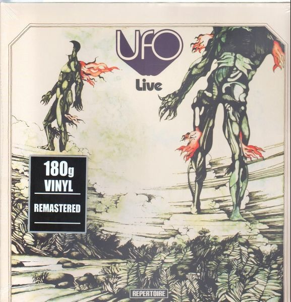 Ufo Live Records Lps Vinyl And Cds Musicstack