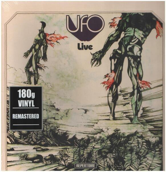 ufo live (180g)