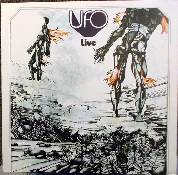 Ufo Live