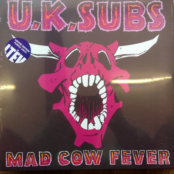 #<Artist:0x00007fce846b6980> - Mad Cow Fever