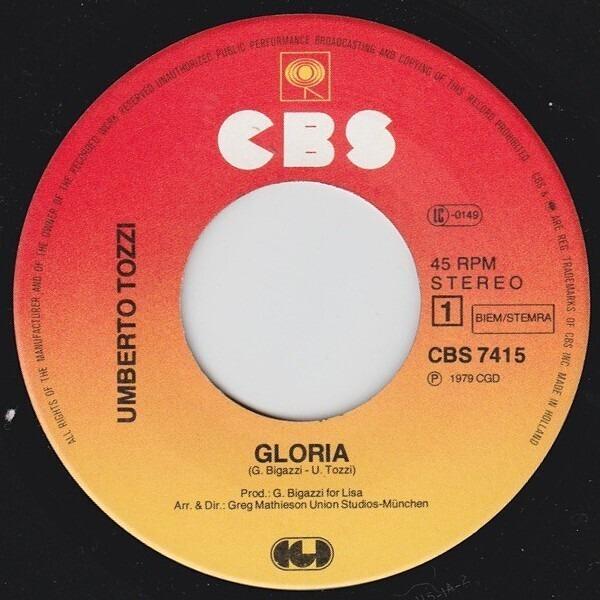 #<Artist:0x007f5c77d608f0> - Gloria