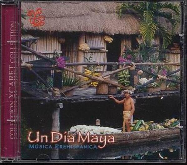 VARIOUS ARTISTS - Un Dia Maya - CD