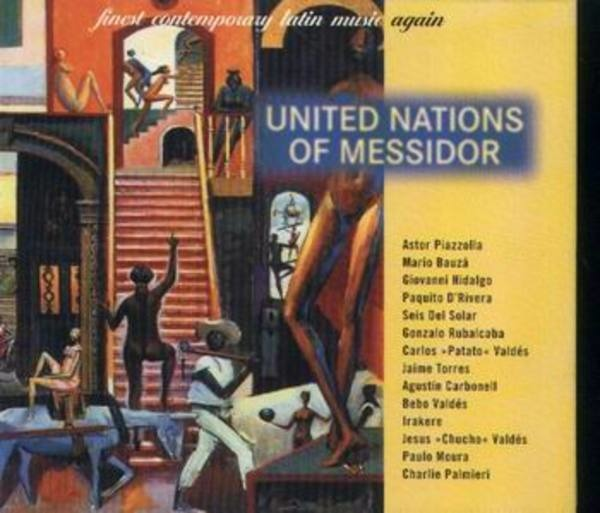 VARIOUS ARTISTS - United Nations Of Messidor - CD x 2
