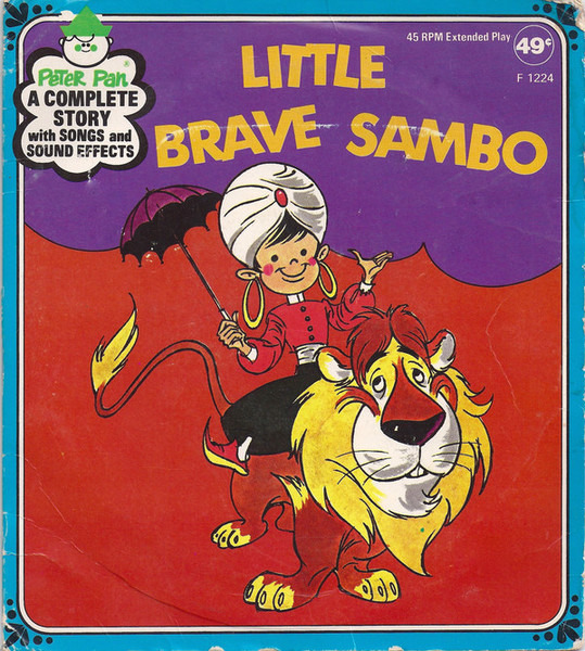 #<Artist:0x007f27833b8d80> - Little Brave Sambo