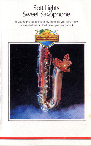 STEVIE WONDER, BRUCE SPRINGSTEEN A.O. - Soft Lights Sweet Saxophone - 33T