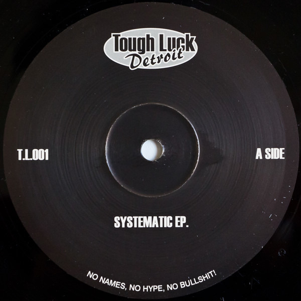 #<Artist:0x007f2782030150> - Systematic EP