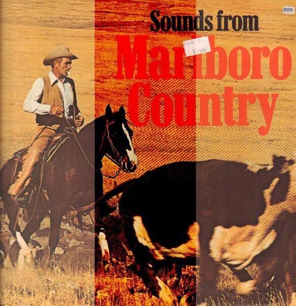 #<Artist:0x00007f4dfa6f8ae8> - Sounds From Marlboro Country