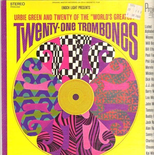 #<Artist:0x007f276a4deb88> - Twenty-One Trombones