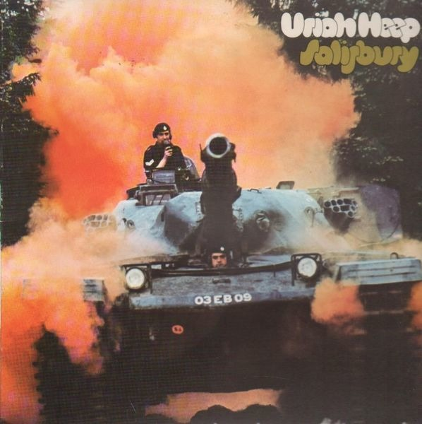 URIAH HEEP - Salisbury - LP