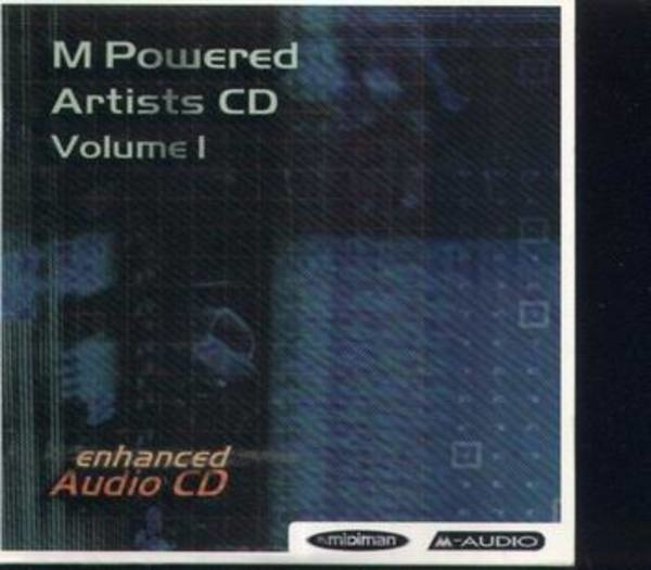 VARIOUS ARTISTS - M Powered Artists Cd Volume 1 - CD