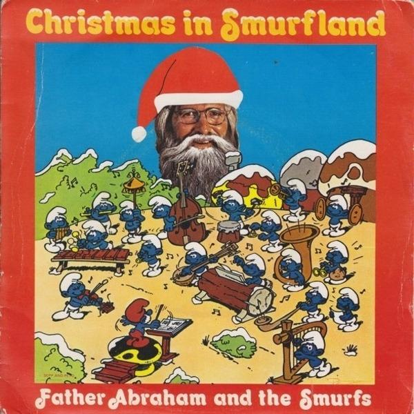 Smurfs Christmas.Father Abraham And The Smurfs Christmas In Smurfland