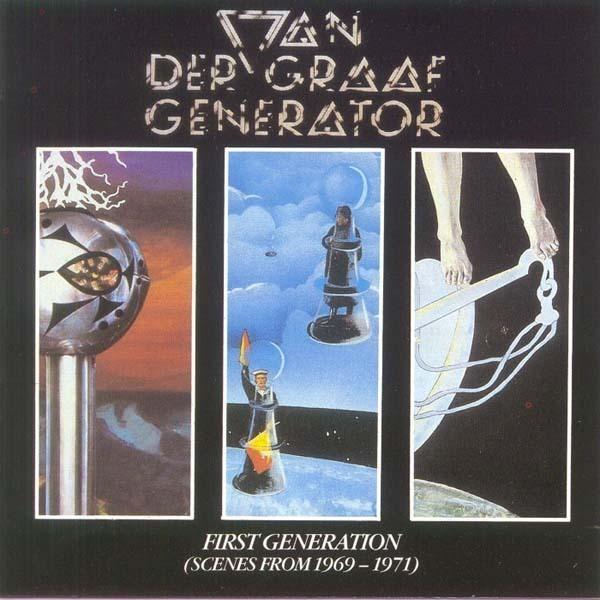 #<Artist:0x00007fd9034efc30> - First Generation (Scenes From 1969-1971)^^