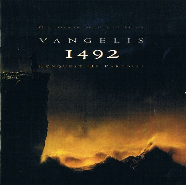 Vangelis 1492 - Conquest Of Paradise (Music From The Original Soundtrack)