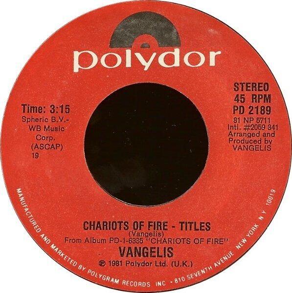 #<Artist:0x007f15a6f1d4f8> - Chariots Of Fire