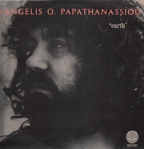 VANGELIS O.PAPATHANASSIOU - Earth - 33T