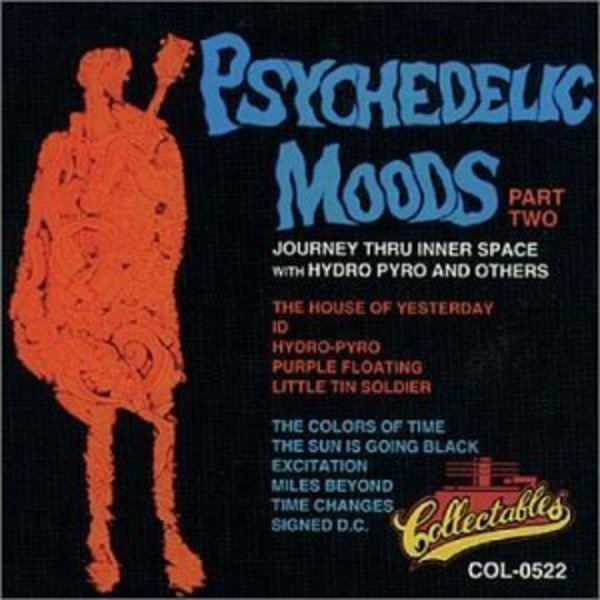 VARIOUS - Psychedelic Moods Vol. 2 - CD