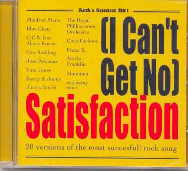 Chris Farlowe, Aretha Franklin, Junior Wells a.o. (I Can't Get No) Satisfaction