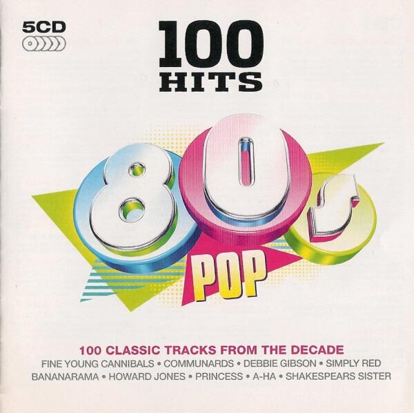 A-Ha / Simply Red / Bananarama a.o. 100 Hits 80s Pop (STILL SEALED)
