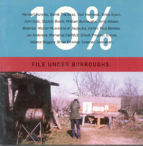 VARIOUS - 10% File Under Burroughs - CD x 2