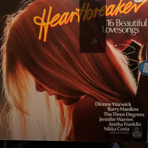 Dionne Warwick, Barry Manilov a.o. 16 Beautiful Lovesongs