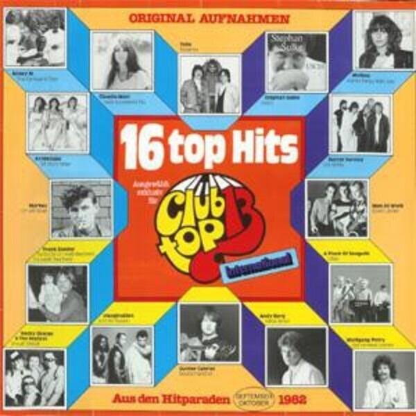 #<Artist:0x007f9547e79ad0> - 16 Top Hits September/Oktober 1982