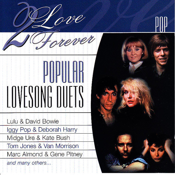 Lulu & David Bowie / Iggy Pop & Deborah Harry 2 Love Forever: Pop (SLIPCASE)